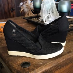 Bc footwear wedges sz 9